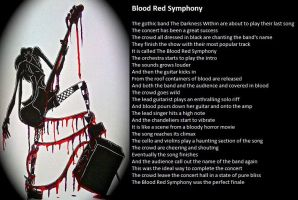 Blood Red Symphony by demonrobber