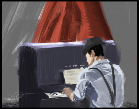 Piano Guy by Chillpipe