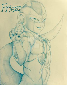 Frieza - Dragonball Series by Bridge-Moon