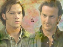 Sabriel Wallpaper by thnksfrthwilliam