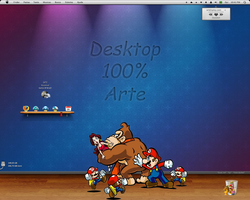 Desktop arte II by NetoBettini