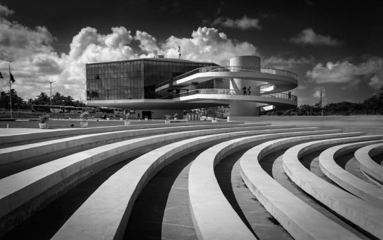 Oscar Niemeyer Project by marcelodeejay