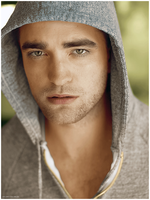 Robert Pattinson Colorize by paranoid25