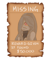 Missing by Oeus