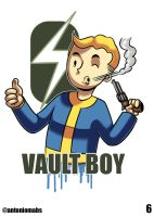 Vaultboy by Mabelma