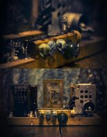 unholy relic deviece by FraterOrion