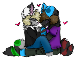 Stay with me (PC) by WolvesPoniesOhMy