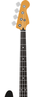Fender Jazz Bass by ShimmerScroll