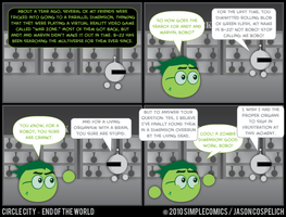 CC403 - End of the World 3 by simpleCOMICS