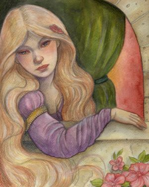 Rapunzel by WhimsicalMoon