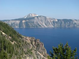 Crater Lake 5 by silent-scenes