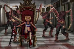 XNA Lollipop Chainsaw by jeux422