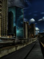 Future Street HDR by youwha