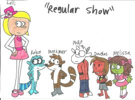 Regular Show Next Gen by cmara