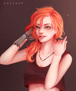 Vance by Lulybot