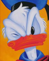 Donald Duck by Chapperz09