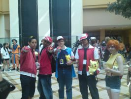 Red red ash gold OC2010 by L-Angelo15