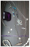 Mermaid's Chains Necklace by RelicRaider