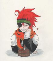 Happy Birthday Lavi! ^^ by DarkPitFan2012