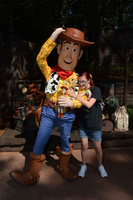 Me and Woody by spidyphan2