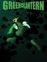 Hal Jordan IS Green Lantern by Kid-With-The-Hat