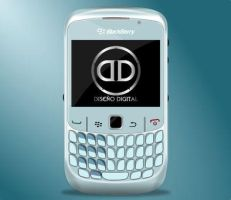Black Berry  8520 by gusanito316