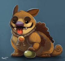 3.1 - Foo Pup (1hr + 3 minutes) by Cryptid-Creations