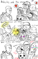 TF2: Medic and you by ainogommon