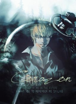 Donquixote Corazon Signature by 0StarLights0