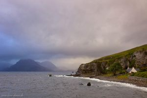 Elgol Beach by Dave-Derbis
