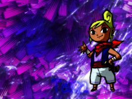 Tetra Wallpaper by applejackles