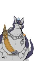 Cute Repede by HectortheWolf