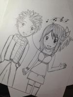 NaLu: Our song by xDAnna