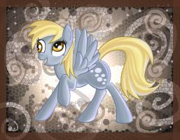 Derpy Pony by raptor007