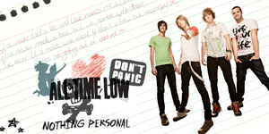 All Time Low Wallpaper 3 by oOSakuruOo