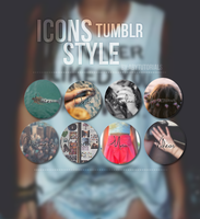 ICONS Style Tumblr by ForeverYoung320