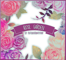 Rose Garden by pustakkeramzytowy