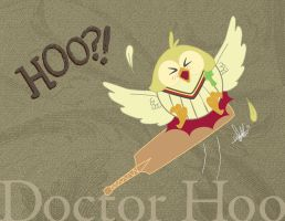 Doctor Hoo - Five by Marker-Mistress