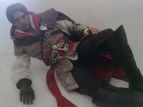 Assassin's Creed Hot Toys. :P by DamonDaSaru