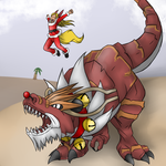 Pokecino Event-Unconvential Reindeer by AllegedStitches