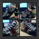 Vetti Clothing Custom Exclusive Sneakers by tsilvetti