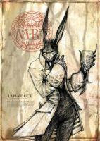 Poster - The Lapinduce by Fouracres