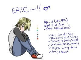Eric by shock777