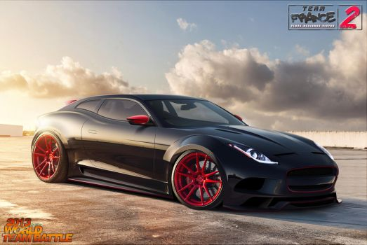 Jaguar F-Type shooting break by thedesign05