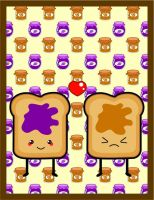PB and J by MidniteHearts