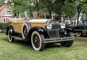 1926 Cadillac Custom 314 Touring Deluxe by Kitteh-Pawz