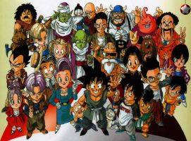 end of dragon ball z by tikitimami