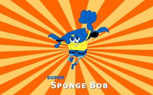 Super Bob Eponja Wallpaper... by fondodebikini