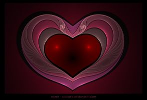 Heart by XiceGfx