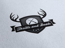 thrill and deals logo by TimothyGuo86